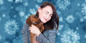 Las mascotas ayudan a llenar el vacío del contacto humano durante la pandemia del Covid-19, según estudio