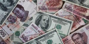 El peso mexicano y otras divisas de países emergentes ganan frente al dólar ¿Se avecina una guerra de divisas en el mundo tras el Covid-19?