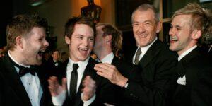 El elenco de 'El señor de los anillos' se reúne para salvar la casa de JRR Tolkien