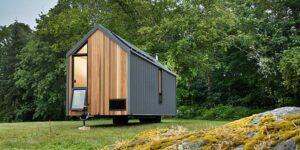 Las mini oficinas que puedes instalar en el patio son el futuro del trabajo en casa —mira estos 6 modelos