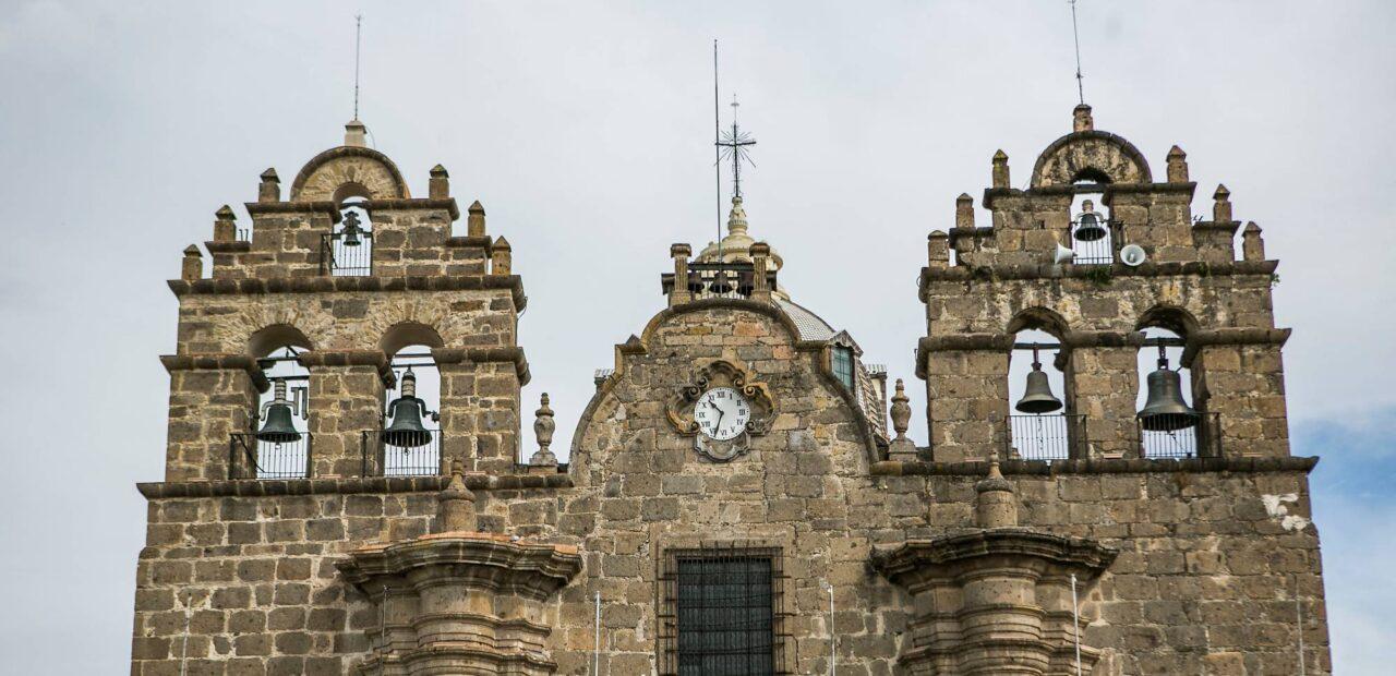Santuario Arquidiocesano de Nuestra Señora de Guadalupe | Jalisco | Covid-19 | Business Insider México