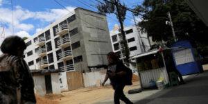 El sector de la construcción arrastra la inversión en México