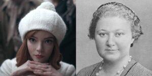 "Conoce a Vera Menchik, la ""Beth Harmon de la vida real"""