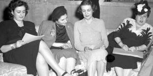 Las mujeres que tuvieron un papel esencial en la redacción de la Declaración de los Derechos Humanos