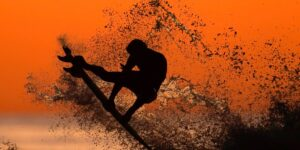 Surf, breakdance, skate y escalada deportiva estarán en calendario olímpico de París 2024