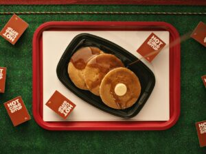 McDonald's is giving away free food with a deal inspired by characters from holiday movies including 'Die Hard' and 'Elf'