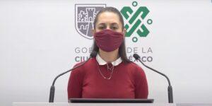 Claudia Sheinbaum declara «en emergencia» a la Ciudad de México por nuevo repunte en contagios y hospitalizaciones por Covid-19