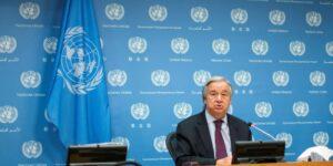 ONU insta a gobiernos del mundo a declarar una 'emergencia climática' en el marco del aniversario del Acuerdo de París
