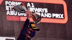 La temporada 2020 de la F1 finaliza con la victoria de Max Verstappen en el GP de Abu Dabi