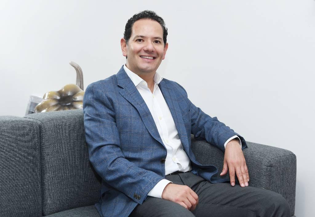 Jesús Melgoza secretario de Desarrollo Económico del Gobierno de Michoacán | Business Insider México