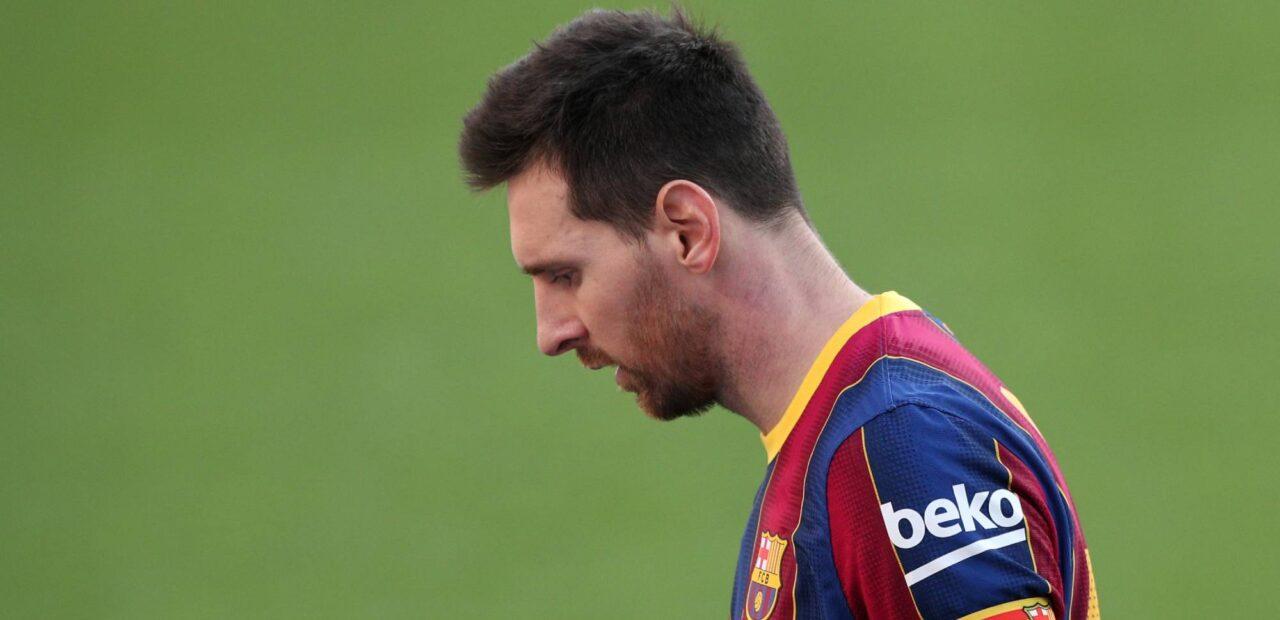 Messi recorte | Business Insider Mexico