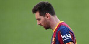 Lionel Messi será obligado a dejar al FC Barcelona si no acepta un recorte salarial, de acuerdo con uno de los candidatos a la presidencia del club