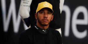 """Lewis Hamilton dijo que competir en la F1 después de tener Covid-19 lo """"destruyó"""" y criticó a los líderes mundiales por """"reírse"""" del virus"""