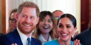 El príncipe Harry y Meghan Markle tendrán su propio podcast en Spotify