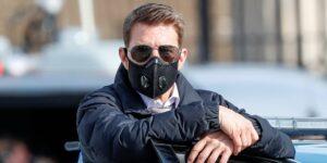 """Tom Cruise amenaza con despedir a la producción de la nueva película de """"Misión: Imposible"""" después de que rompieron los protocolos ante el Covid-19"""