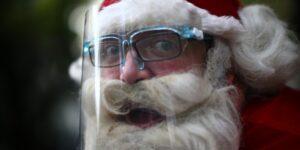 Santas de todo el mundo comparten sus deseos para esta Navidad