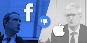 Facebook dice que los cambios de privacidad de Apple tendrán un impacto nocivo en pequeños negocios