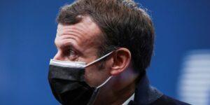 El presidente francés, Emmanuel Macron, da positivo por Covid-19