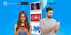 Conoce las nuevas opciones de podcasts y video que llegan a Huawei Newsfeed