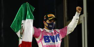 """Sergio """"Checo"""" Pérez se queda en la F1 como el nuevo piloto de Red Bull"""