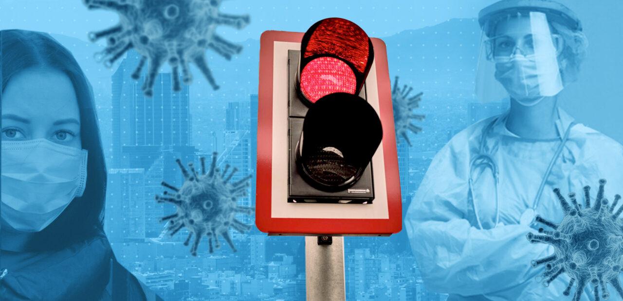 semáforo rojo cdmx y edomex | Business Insider Mexico