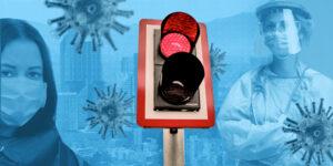 Ciudad de México y Estado de México regresan a semáforo rojo —suspenden actividades no esenciales hasta el 10 de enero