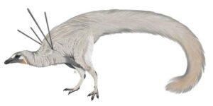 El descubrimiento de un dinosaurio peludo del tamaño de un pollo no se parece a nada que se haya visto antes en la naturaleza, dicen los paleontólogos