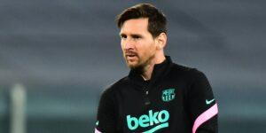 Lionel Messi dio una pista que podría indicar su permanecía en el FC Barcelona
