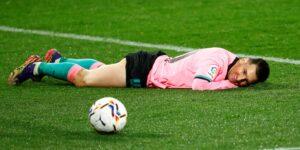Lionel Messi marcó el gol 644 de su carrera en el Barcelona para romper un récord de Pelé de casi medio siglo