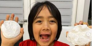 Un niño de 9 años ganó más de 29 mdd en YouTube el año pasado y es el YouTuber mejor pagado por tercer año consecutivo