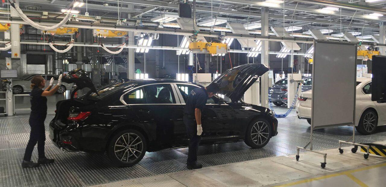 BMW autos eléctricos