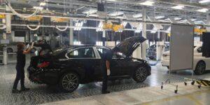 BMW buscará que el 20% de sus autos sean eléctricos para 2023