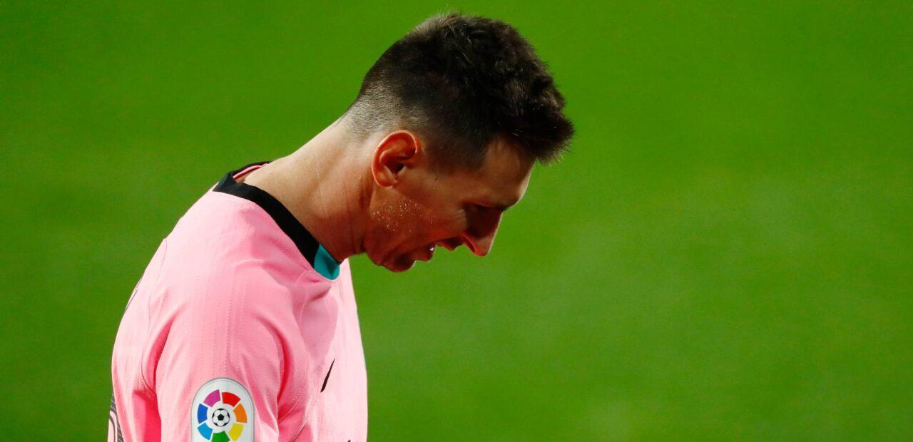 Messi tobillo