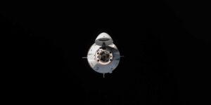 La meteórica misión de SpaceX para llevar 4 astronautas a la Estación Espacial Internacional en 17 imágenes y gifs