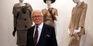 Muere el aclamado diseñador de modas francés, Pierre Cardin a los 98 años