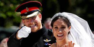 """""""El amor siempre gana"""", reflexionan el príncipe Harry y Meghan Markle en el primer episodio de su podcast en Spotify"""