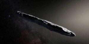 Un profesor de Harvard afirma que un objeto extraterrestre pasó cerca de la Tierra en 2017