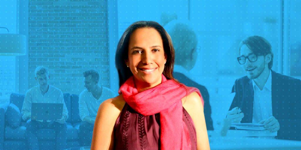 Claudia Contreras TCL | Business Insider México