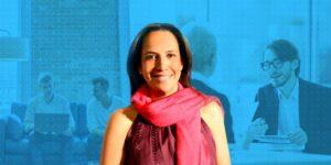 Claudia Contreras, Chief Marketing Officer de TCL, responde 5 preguntas más típicas en una entrevista de trabajo —y revela el tipo de liderazgo que la ha hecho crecer en su carrera