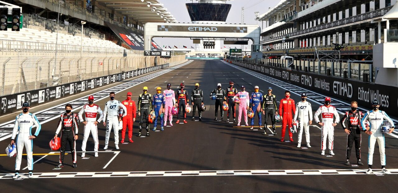 F1 Covid-19 | Business Insider Mexico