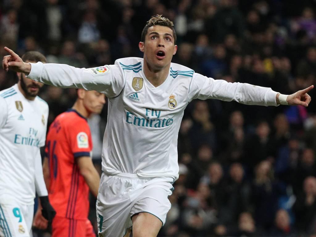 Cristiano goles