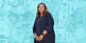 Claudia Contreras lideró equipos en Aeroméxico, Samsung, Apple y, ahora, en TCL —No teme preguntar lo que no sabe y sale siempre de su zona de confort
