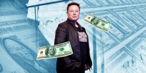 Elon Musk es oficialmente la persona más rica del mundo. Desglosamos su fortuna de 187,000 millones de dólares en 2 sencillos gráficos