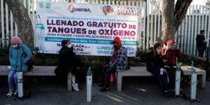 Ciudad de México y Estado de México continuarán en semáforo rojo, por lo menos, una semana más