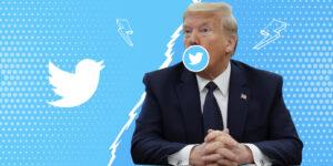Twitter suspende permanentemente la cuenta del presidente Donald Trump