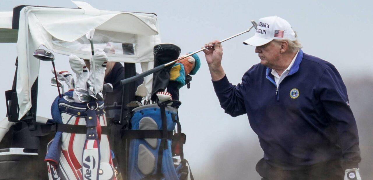 Trump golf | Business Insider Mexico