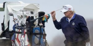El club de golf de Donald Trump no podrá celebrar el Campeonato de la PGA en 2022 por los disturbios en el Capitolio