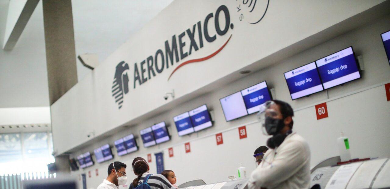 Aeroméxico pide ayuda a las autoridades para terminar contratos | Business Insider Mexico