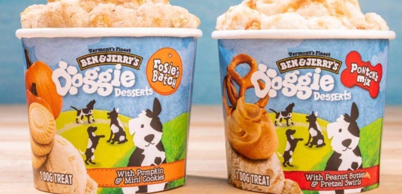 helado para perros
