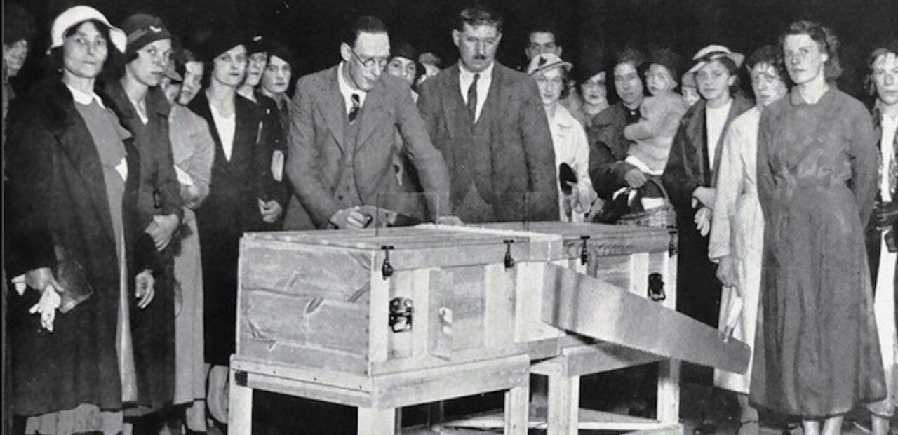 Los trucos de Selbit que Houdini robó | Business Insider Mexico